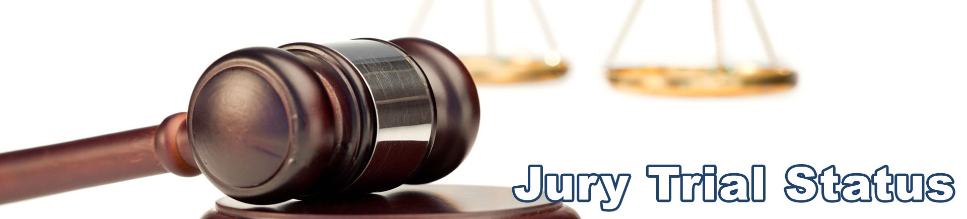 Lincoln County Jury Trial Status