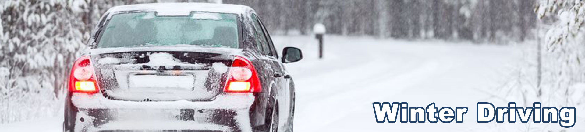 Lincoln County Emergency Management Winter Driving