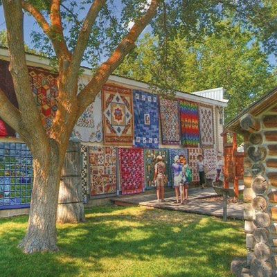 Lincoln County Quilt Show