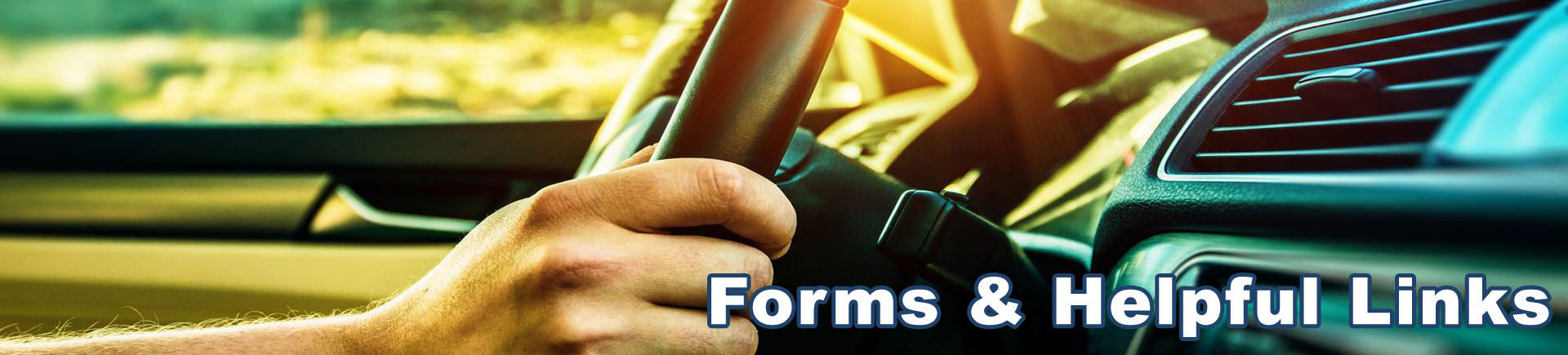 Lincoln County Motor Vehicle Forms and Helpful Links