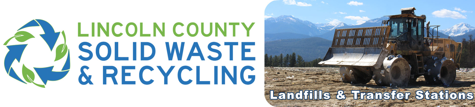 Waste - Lincoln County Montana Landfills Solid